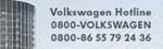 Volkswagen-Hotline
